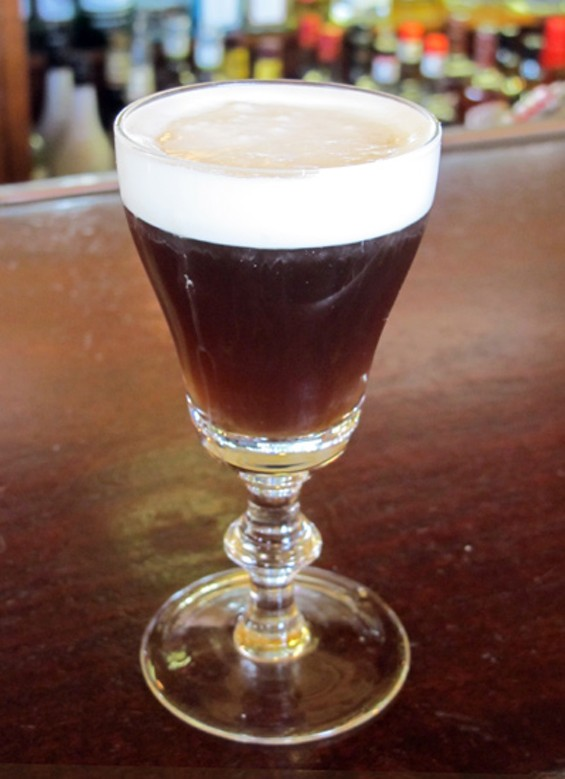 The cup of coffee you wish you had this morning - LOU BUSTAMANTE