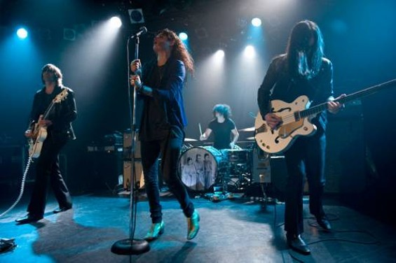 The Dead Weather - TIMOTHY NORRIS