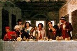 MATISSE  MICHALSKI - The Disciples: Keiko Shimosato, Michael Carriero, Amos Glick, Lisa Hori-Garcia, Velina Brown, Christian Cagigal, Victor Toman, and Michael Sullivan.