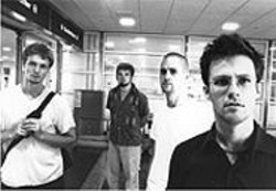 GEORGE  CHASE - The Dismemberment Plan (Morrison far right): From major label hopefuls to indie revivalists.
