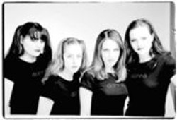 """The Donnas: """"A lot of people think we're stupid because we're young and we're girls."""""""