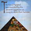 The Egyptian Food Pyramid (PIC)