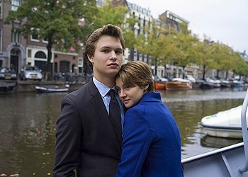 """""""The Fault in Our Stars"""": A Teen Cancer Love Story That Skillfully Separates Your Face from Its Tears"""