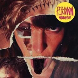 The Feistodon cover art.