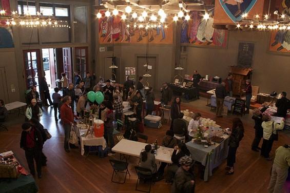 The first New Taste Marketplace happened in November. - NEWTASTEMARKET/FLICKR