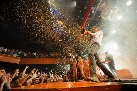 The Flaming Lips: Ringing in Noise Pop's 20th year.