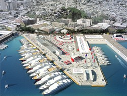 ©2012 ACEA - The future America's Cup Village is a stunner. But it won't come cheap.