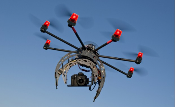 The future of drones might be a little more complicated than a dystopian police state. - ABINE.COM
