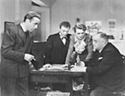 JOHN  HUSTON - The Gang and the Dingus: The Maltese - Falcon.
