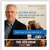 The Glenn Beck Web-Site Lottery: How Many Beck Photos Can You Get on One Refresh?