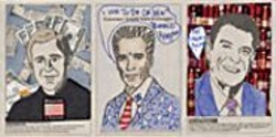 The gold medal for GOP-coloring goes to Diane - Somebody-or-other.