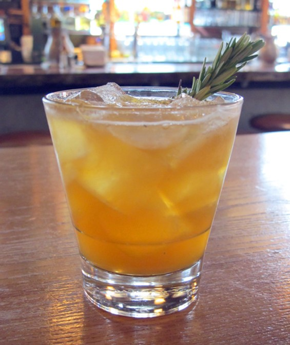 The Grassroots Cocktail - LOU BUSTAMANTE