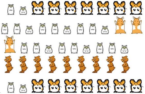 The Hamster Dance - VIA WEBHAMSTER.COM