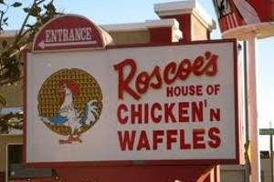 The House of Chicken and Waffles