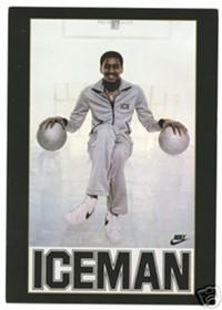 The Iceman cometh ... to San Francisco