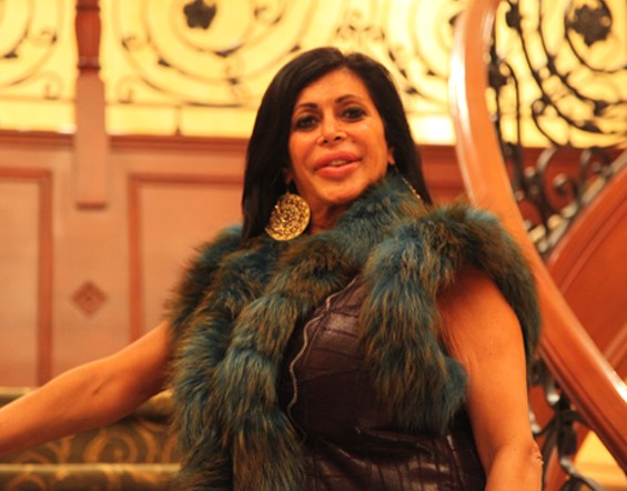 The incomparable Big Ang