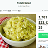 Thousands and Thousands of Dollars Raised for ... Potato Salad