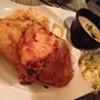Mighty Fine Fried Chicken at Menlo Park's Bradley's Fine Diner
