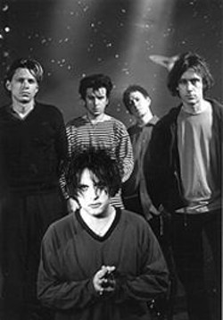 PAUL  COX - The last waltz? Robert Smith and The Cure bid farewell on - Bloodflowers