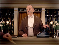 The life Andersonian, perpetually starring Bill Murray.
