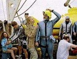 PHILIPPE  ANTONELLO - The Life Aquatic With Steve Zissou.