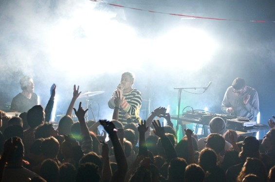 The Limousines headlined Popscene in February. - CALIBREE PHOTOGRAPHY
