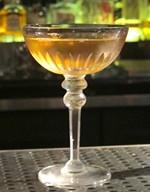 The Liza cocktail - LOU BUSTAMANTE