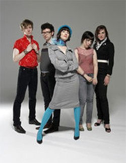 The Long Blondes.