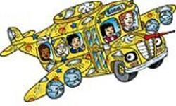 The Magic School Bus.