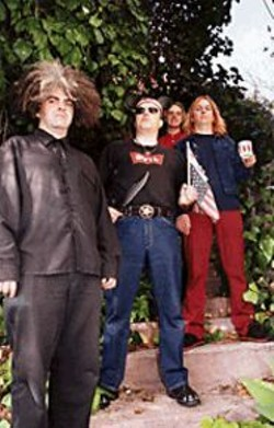 The Melvins and Jello Biafra.