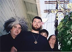 The Melvins: Real men wear flowers.