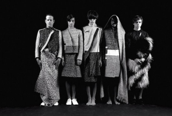 The members of Deerhunter wear weird things, so/but you should go see them at First City. - ROBERT SEMMER