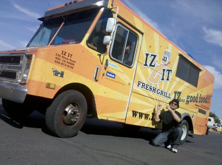 Meet The Iz It Taco Truck Chinese Fried Chicken Spam Musubi And A