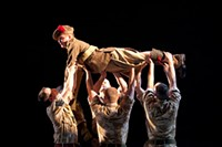 Theater of War: Two Shows Take Us Through Armed Conflict, but Only One Bothers to Question the Trip