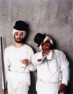 MATTHEW  DONALDSON - The milkmen of Gnarls Barkley.