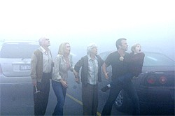 WEINSTEIN COMPANY - The Mist leaves you in the fog.