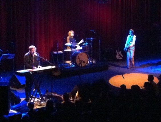 The Mountain Goats at the Fillmore on Dec. 14