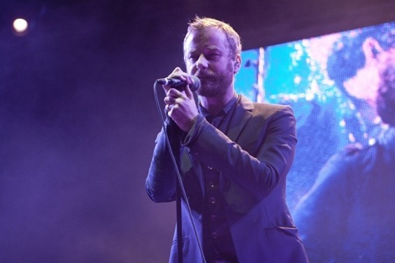 The National - CHRISTOPHER VICTORIO