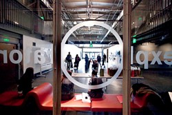 JOSEPH SCHELL - The new Exploratorium expands its programming and encourages more interaction between the public and the artists and scientists behind the exhibits.