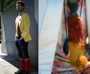 The only thing that would complete this outfit is a burrito - VIA MISSION LOCAL