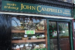 The original location. - JOHN CAMPBELL'S