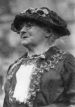 The original Mother Jones: She looks sweet, but watch out! - NPS.GOV