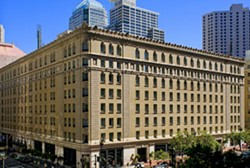 The Palace Hotel is offering a discount