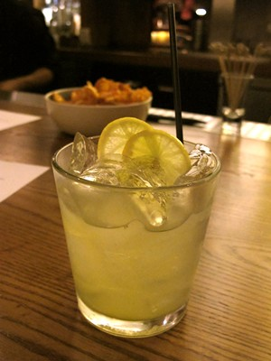 The Pineapple Guava Margarita - LOU BUSTAMANTE