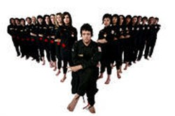HAL SAMPLES - The Polyphonic Spree: one of the safer cults to sing along with.