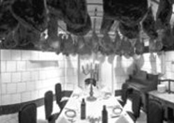DAN  DION - The prosciutto room at North Beach Restaurant
