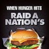 Raiders Accuse Nation's Burgers of Unsavory Advertising Practices