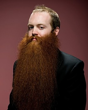 The real 'Epic Beard Man': Jack Passion - DAVE MEAD