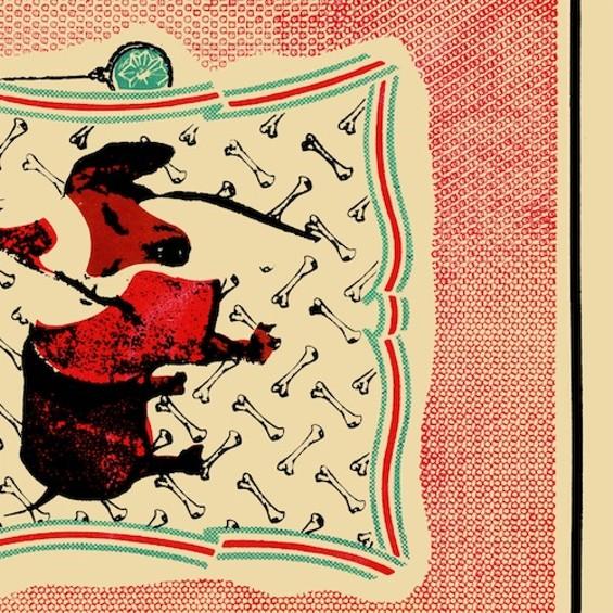 The Residents' Santa Dog debut EP