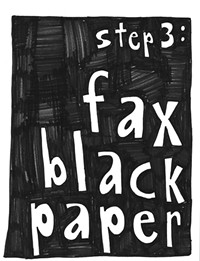 The Revolution Will Be Faxed